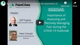 Effective Pain Assessment Webinar