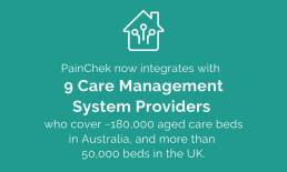 PainChek now integrates with CMS providers