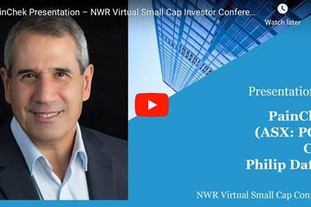 Video thumbnail PainChek Investor Presentation