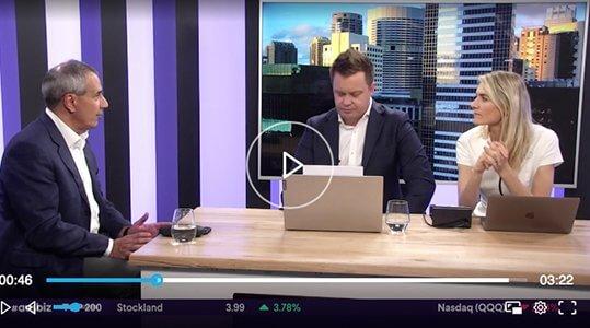ausbiz interview with Philip video