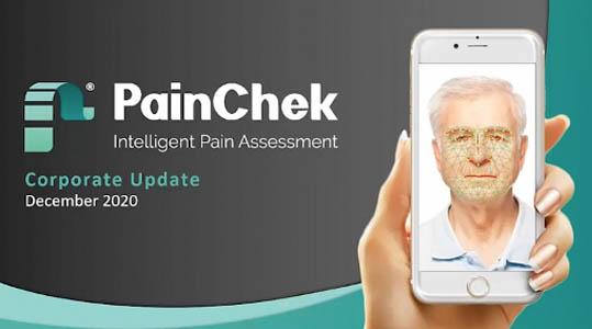 PainChek Corporate Update video cover